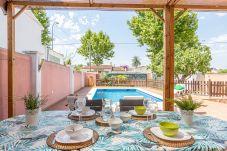 Casa en Empuriabrava - 147-Empuriabrava  casa con piscina -WIFI