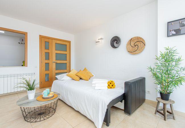 Apartamento en Empuriabrava - 133-Empuriabrava-Apartamento, vista al mar piscina y Wifi-gratis
