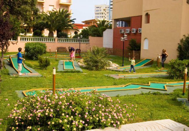 Apartamento en Empuriabrava - 134-Empuriabrava-Apartamento con piscinas,vistas al mar con wifi gratis-134