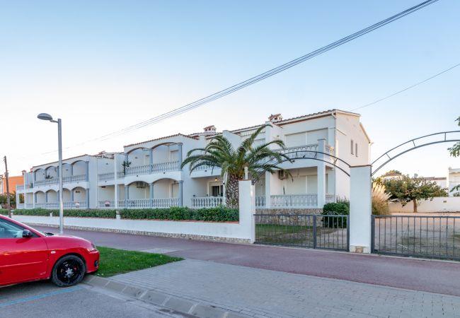 Apartamento en Empuriabrava - 128-COSTA BRAVA, apartamento vistas mar, parking privado.
