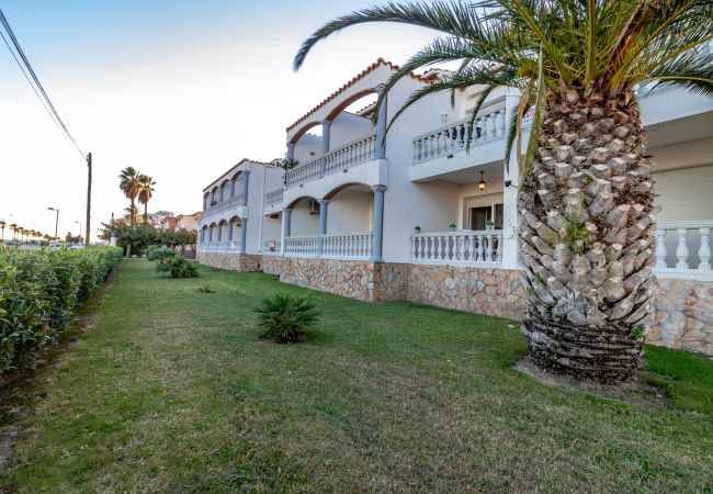 Apartamento en Empuriabrava - 128-COSTA BRAVA, apartamento vistas mar, parking privado.
