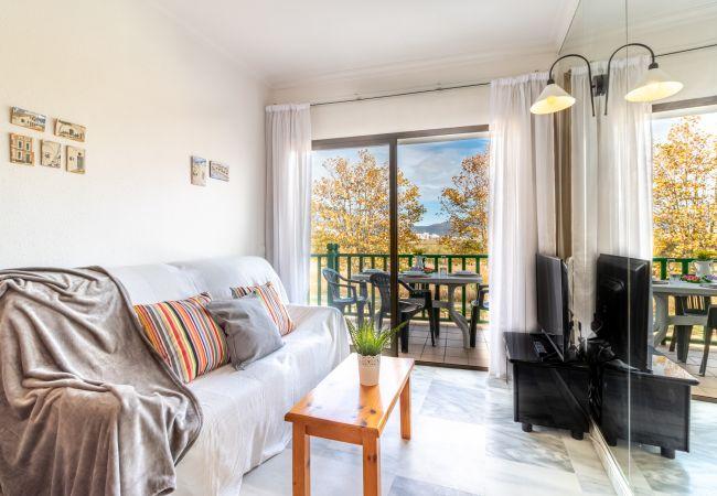 Apartamento en Empuriabrava - 143-Apartament a 100 m de la playa la Rubina Empuriabrava. WIFI gratis