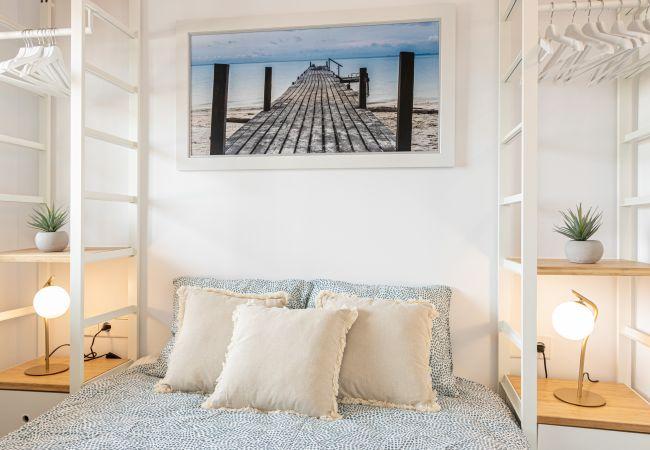 Apartamento en Empuriabrava - 157-Apartamento de lujo con vistas al mar en Empuriabrava