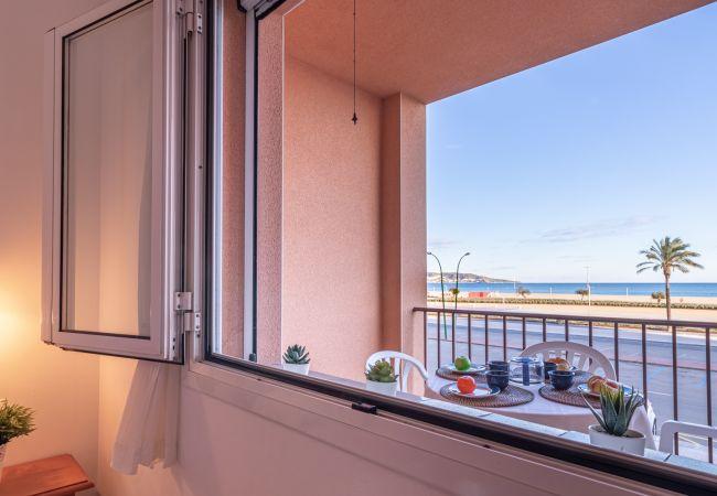 Appartement à Empuriabrava - 163-Empuriabrava, appartement les pieds dans l'eau