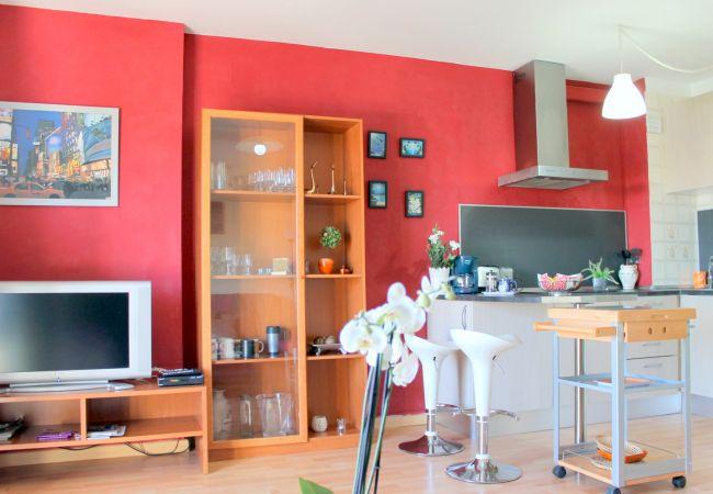 Appartement à Empuriabrava - 146-COSTA BRAVA. appartement avec belles vues sur l'eau-146