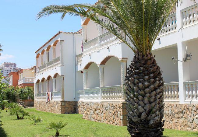 Appartement à Empuriabrava - 128-COSTA BRAVA Appartement bord de mer, terrasse, parking privé.