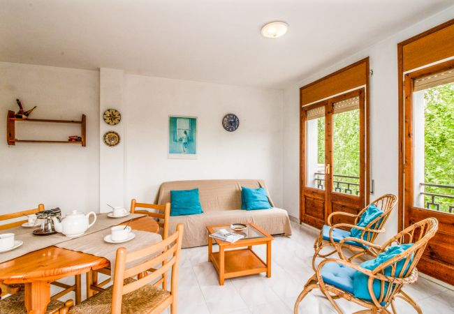 Appartement à Empuriabrava - Appartement à Empuriabrava avec piscine