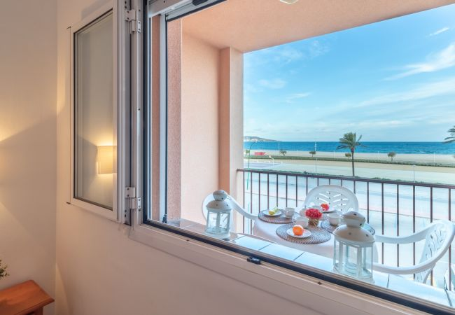 Appartement à Empuriabrava - 164-Empuriabrava -Appartement en front de mer
