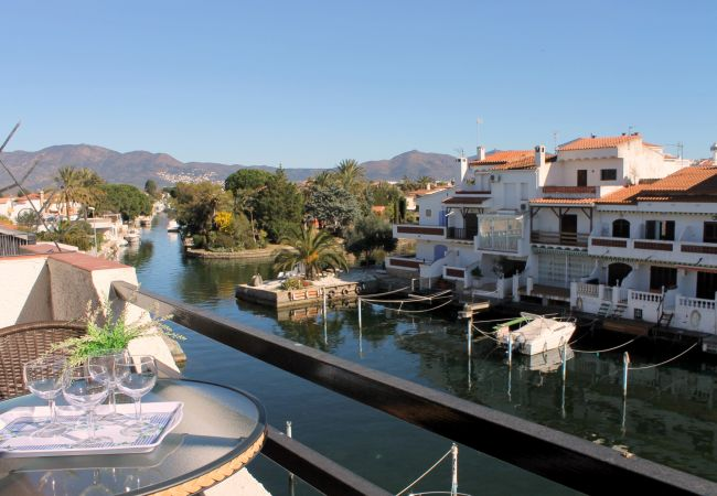 Apartment in Empuriabrava - Ref. 106263