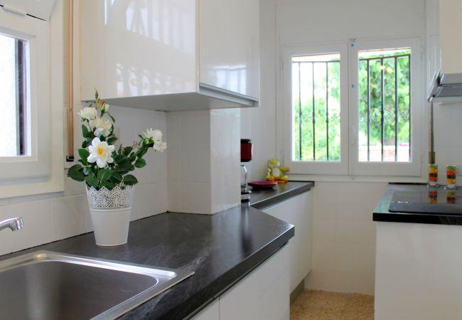 House in Empuriabrava - 137-Empuriabrava   house ground floor with pool-