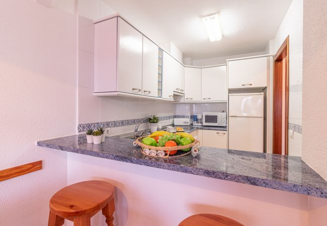 Apartment in Empuriabrava - 164-Empuriabrava -Apartment on firs line sea