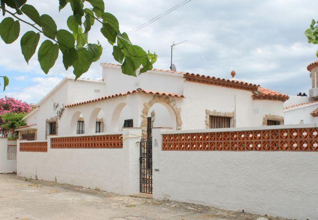 Ferienhaus in Empuriabrava - Ref. 164640